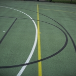 Repairing Sports Surfaces in Abergarw 5