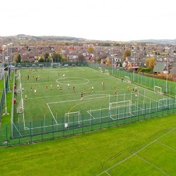 Repairing Sports Surfaces in Allanshaugh 4