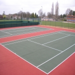 Multi Use Games Area Surfacing in Ancton 1
